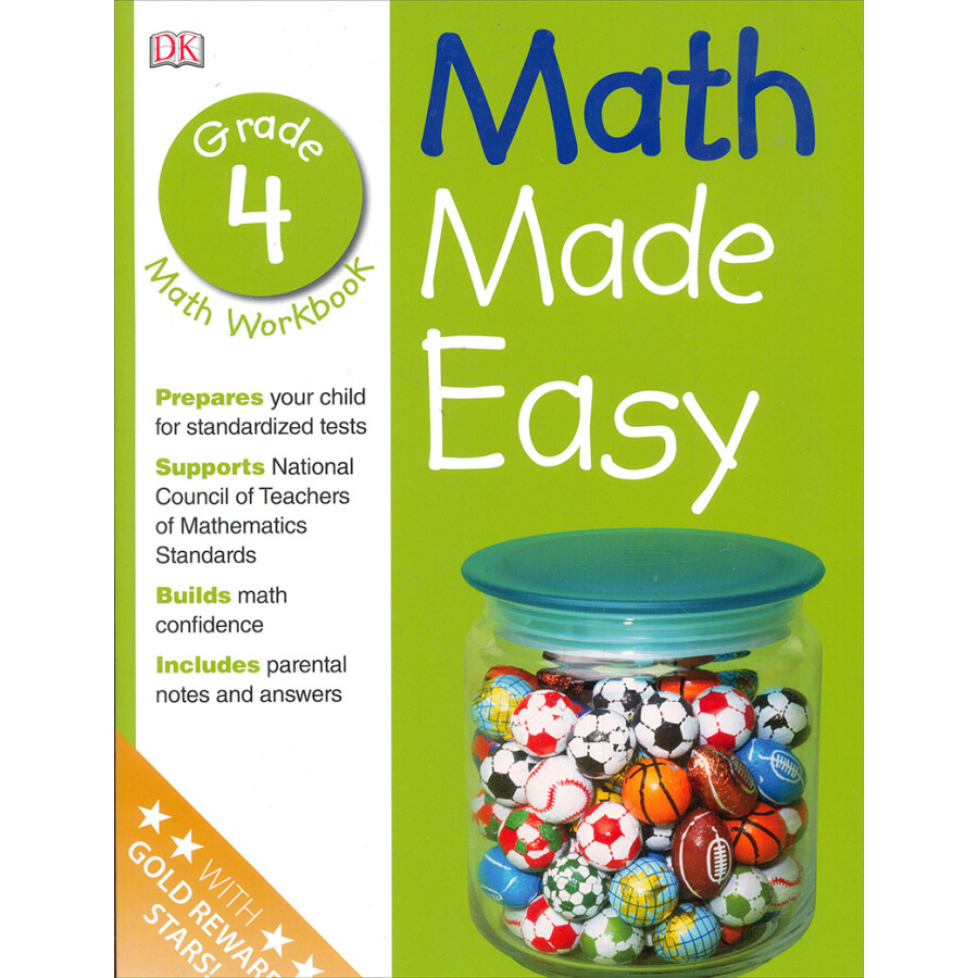 Math Made Easy: Fourth Grade - 3471535445845,62_5266155,1780000,tiki.vn,Math-Made-Easy-Fourth-Grade-62_5266155,Math Made Easy: Fourth Grade