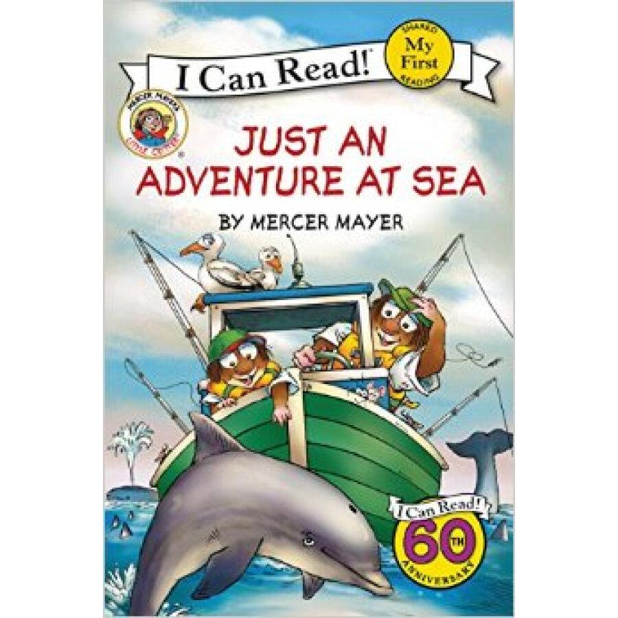 Little Critter: Just an Adventure at Sea - 1318923 , 9825804136059 , 62_5308211 , 146000 , Little-Critter-Just-an-Adventure-at-Sea-62_5308211 , tiki.vn , Little Critter: Just an Adventure at Sea