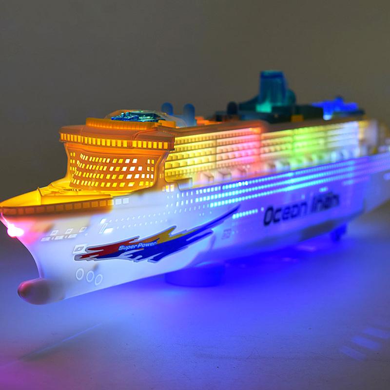 Đồ Chơi Mô Hình Tàu Liner