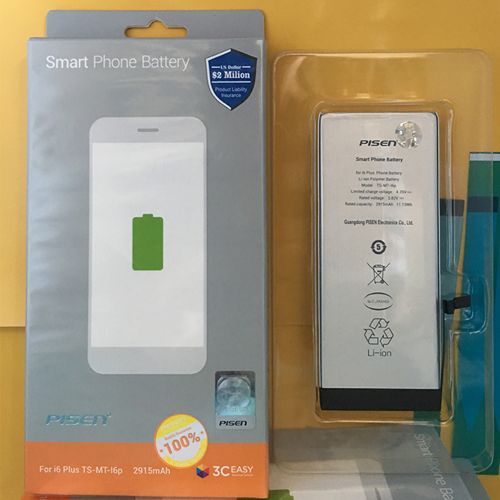Pin iPhone 6 Plus - Hàng Chính Hãng