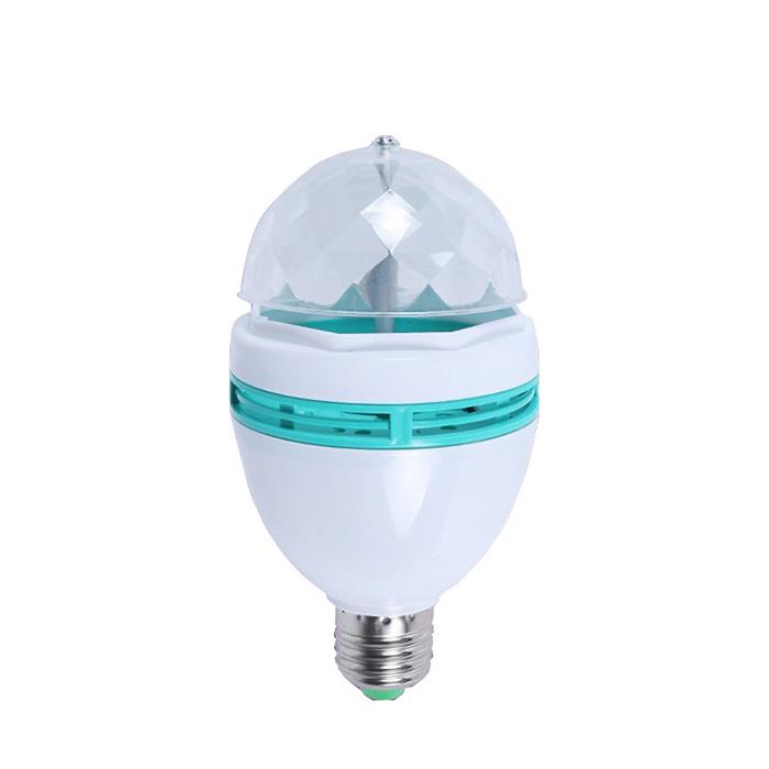 Bóng đèn led vũ trường xoay 7 màu - 968137 , 7647559099258 , 62_12740299 , 60000 , Bong-den-led-vu-truong-xoay-7-mau-62_12740299 , tiki.vn , Bóng đèn led vũ trường xoay 7 màu