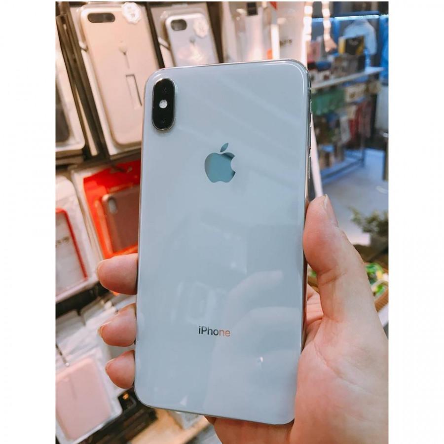Miếng dán PPF mặt sau full lỗ loa cho iphone 7/8 plus, X, Xs, Xs Max