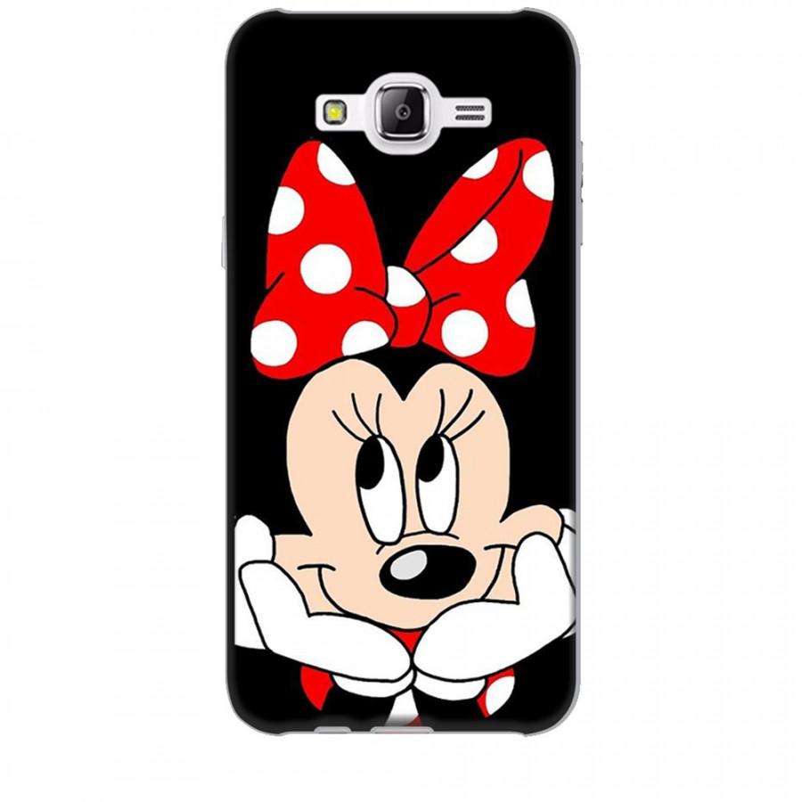 Ốp lưng dành cho điện thoại  SAMSUNG GALAXY J7 Mickey Làm Duyên