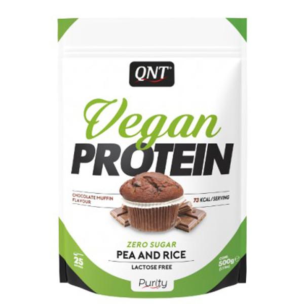 Thực phẩm bổ sung đạm thuần chay QNT Vegan Protein - 945849 , 8264995411025 , 62_2081643 , 500000 , Thuc-pham-bo-sung-dam-thuan-chay-QNT-Vegan-Protein-62_2081643 , tiki.vn , Thực phẩm bổ sung đạm thuần chay QNT Vegan Protein