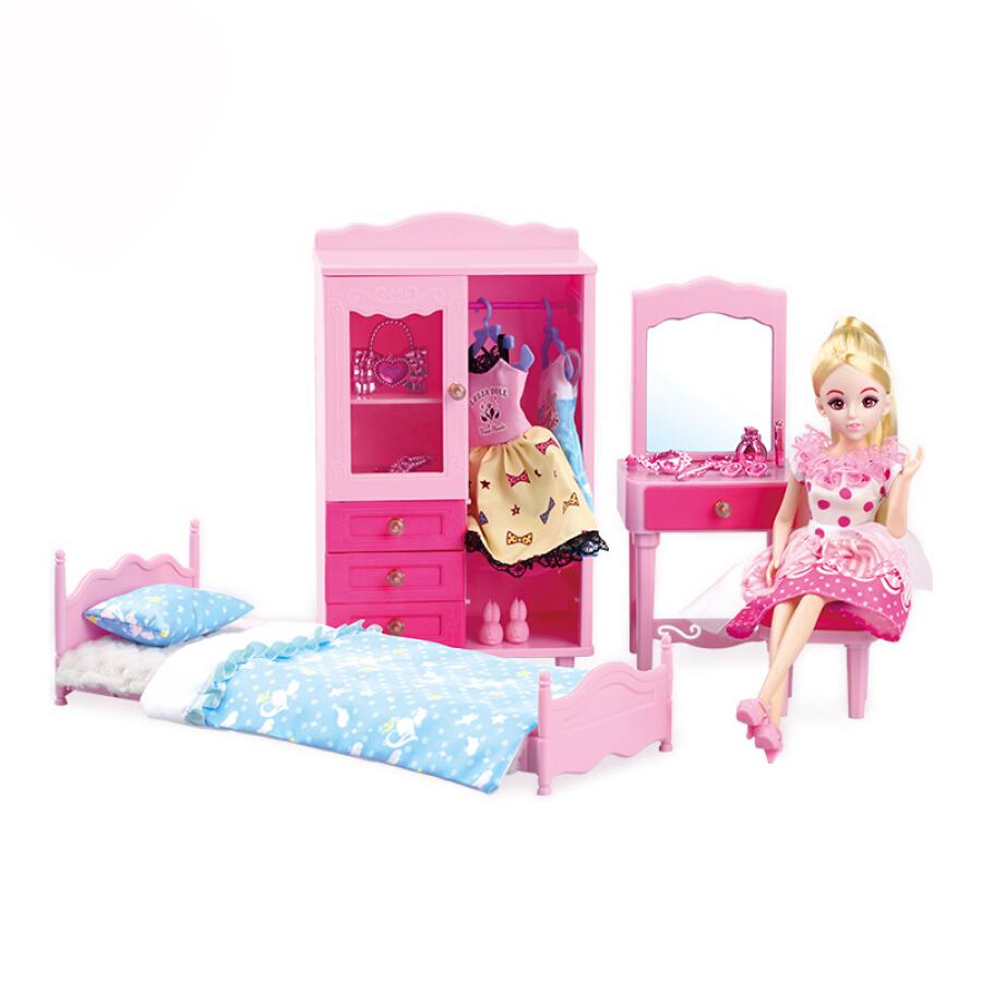 Búp Bê Barbie Doll Và Bộ Phòng Ngủ Lelia A072 - 9390635 , 2548899119840 , 62_2489695 , 1052000 , Bup-Be-Barbie-Doll-Va-Bo-Phong-Ngu-Lelia-A072-62_2489695 , tiki.vn , Búp Bê Barbie Doll Và Bộ Phòng Ngủ Lelia A072