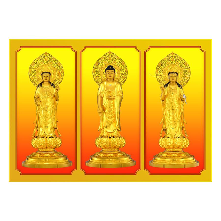Tranh Phật Giáo Dán Tường - Mã 08