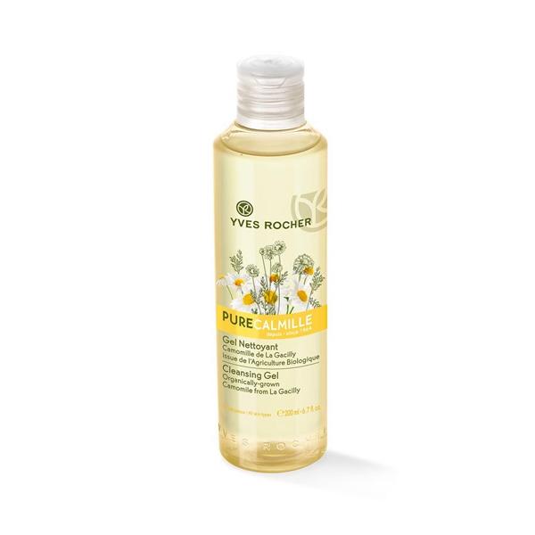 Gel Rửa Mặt Cho Da Thường Cleansing Gel Yves Rocher (200 ml)