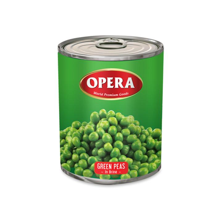 Đậu Hà Lan Đóng Hộp Opera