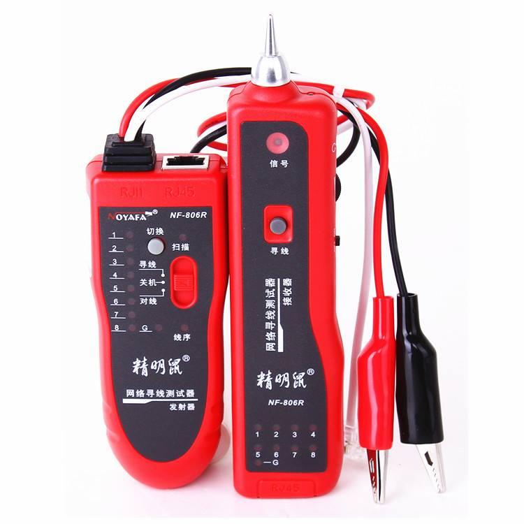 Máy test dò cáp mạng và điện thoại NOYAFA NF-806R AZONE - 1778685 , 6297299472197 , 62_13569351 , 1139000 , May-test-do-cap-mang-va-dien-thoai-NOYAFA-NF-806R-AZONE-62_13569351 , tiki.vn , Máy test dò cáp mạng và điện thoại NOYAFA NF-806R AZONE