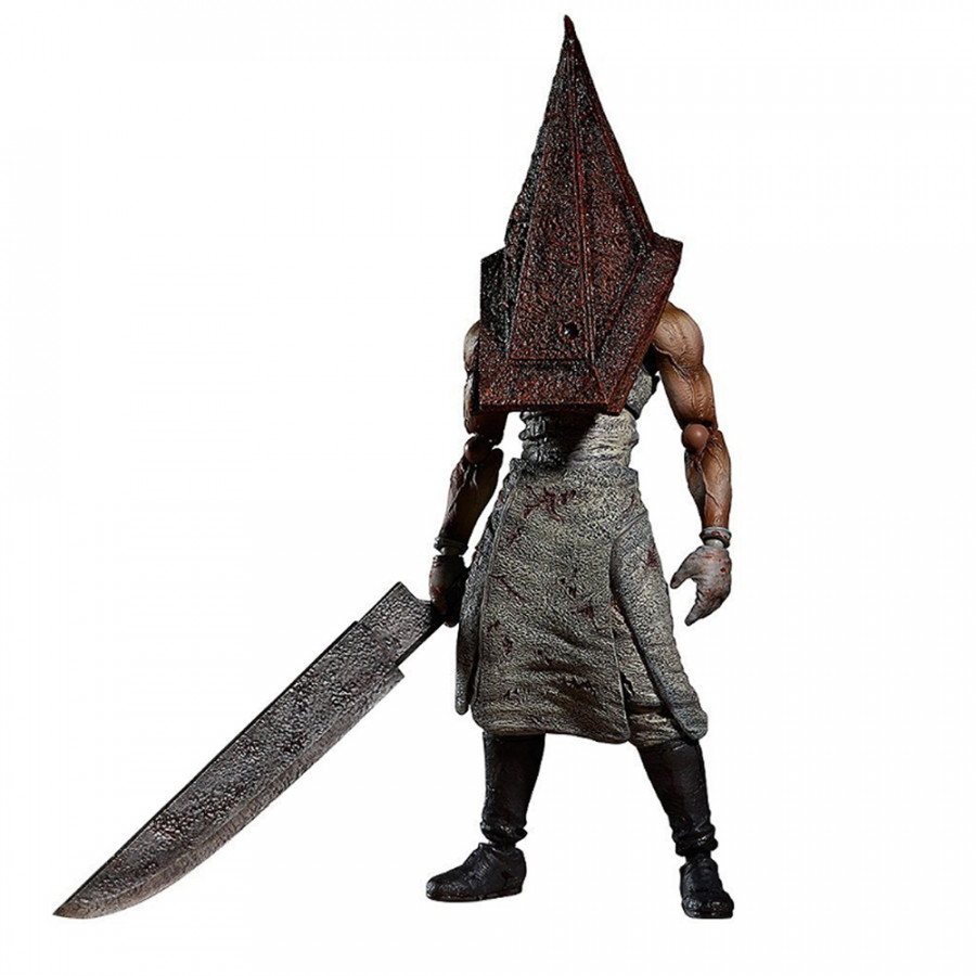 TOP Pyramid Head SILENT HILL 2 Action Figure Toy Car Furnishing Collection