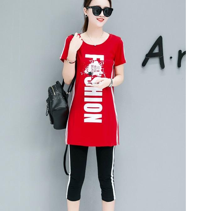 Bộ đồ thể thao nữ form dài Fashion TT177