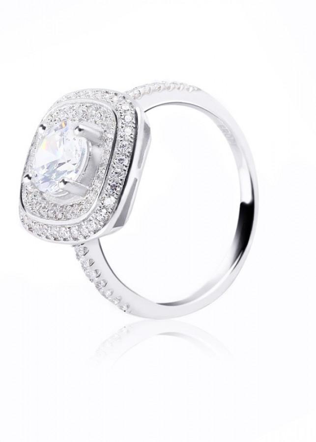 Nhẫn bạc nữ Lotus