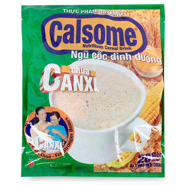 Ngũ Cốc Dinh Dưỡng Calsome (500g)