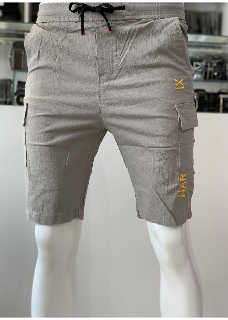 Quần Shorts Đũi Nam Thời Trang SD-SR0014