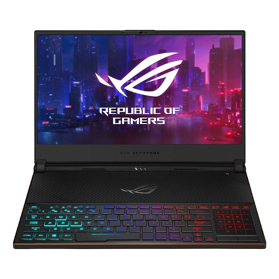 Laptop Asus ROG Zephyrus S GX701GXR-EV026T Core i7-9750H/RTX 2080 8GB/Win10 (17.3 FHD IPS 144Hz) - Hàng Chính Hãng - 18397012 , 2838717670845 , 62_24202843 , 84990000 , Laptop-Asus-ROG-Zephyrus-S-GX701GXR-EV026T-Core-i7-9750H-RTX-2080-8GB-Win10-17.3-FHD-IPS-144Hz-Hang-Chinh-Hang-62_24202843 , tiki.vn , Laptop Asus ROG Zephyrus S GX701GXR-EV026T Core i7-9750H/RTX 20
