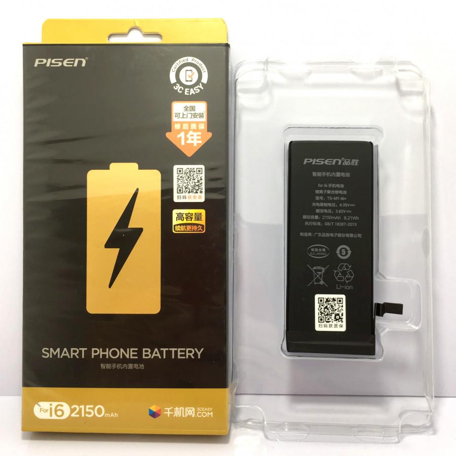 Pin dành cho iPhone 6 Dung Lượng Cao - Hàng Nhập Khẩu