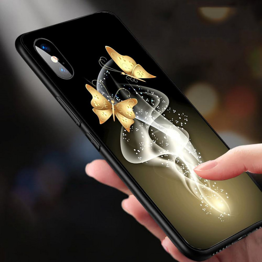 Ốp Lưng Dành Cho Máy Iphone XS - Ốp Ảnh Bướm Nghệ Thuật 3D Tuyệt Đẹp - Ốp  Cứng Viền TPU Dẻo, Ốp Chính Hãng Cao... - 1887246 , 1447693866596 , 62_14458316 , 149000 , Op-Lung-Danh-Cho-May-Iphone-XS-Op-Anh-Buom-Nghe-Thuat-3D-Tuyet-Dep-Op-Cung-Vien-TPU-Deo-Op-Chinh-Hang-Cao...-62_14458316 , tiki.vn , Ốp Lưng Dành Cho Máy Iphone XS - Ốp Ảnh Bướm Nghệ Thuật 3D Tuyệt Đẹp