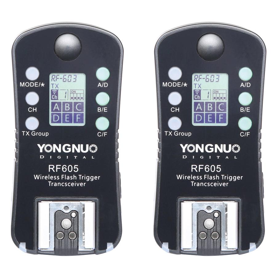 Bộ Kích Đèn Trigger Yongnuo 605 LCD Digital - Hàng Nhập Khẩu - 1171226 , 8982223857550 , 62_5317115 , 1310000 , Bo-Kich-Den-Trigger-Yongnuo-605-LCD-Digital-Hang-Nhap-Khau-62_5317115 , tiki.vn , Bộ Kích Đèn Trigger Yongnuo 605 LCD Digital - Hàng Nhập Khẩu