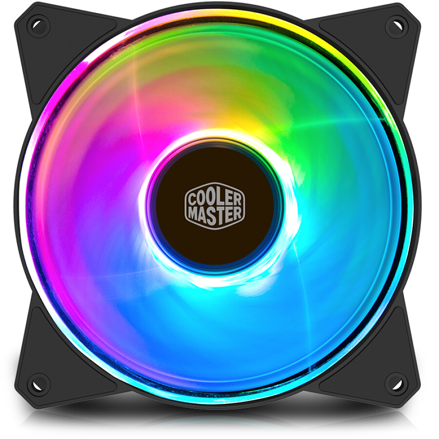 Quạt Tản Nhiệt CoolerMaster MF120R ARGB