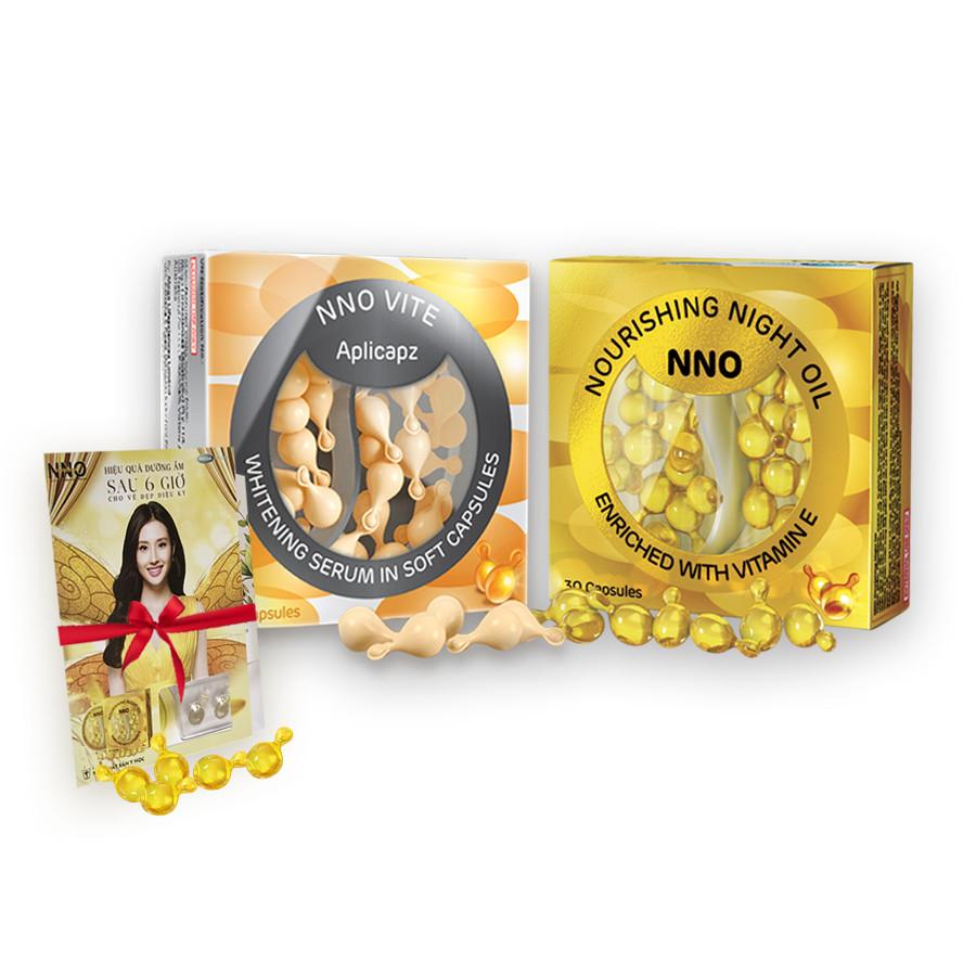 Combo 2 sản phẩm NNO Vite  NNO + Tặng thêm 6 ngày sử dụng NNO (6 viên) - 4848681 , 8474037230006 , 62_16139347 , 457000 , Combo-2-san-pham-NNO-Vite-NNO-Tang-them-6-ngay-su-dung-NNO-6-vien-62_16139347 , tiki.vn , Combo 2 sản phẩm NNO Vite  NNO + Tặng thêm 6 ngày sử dụng NNO (6 viên)