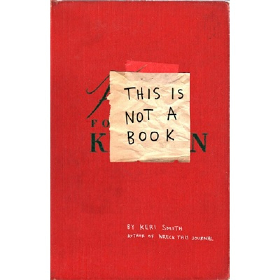 This Is Not a Book - 1237562 , 3852605558649 , 62_5271879 , 1411000 , This-Is-Not-a-Book-62_5271879 , tiki.vn , This Is Not a Book