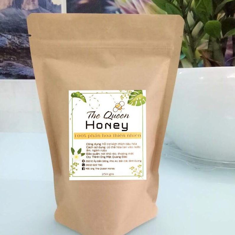 Phấn hoa thiên nhiên The Queen Honey 150gm