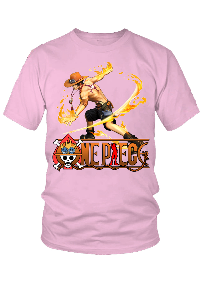 Áo thun nữ One Piece Ace Mẫu 7 (Hồng) - 2159819 , 9287132392192 , 62_13802786 , 199000 , Ao-thun-nu-One-Piece-Ace-Mau-7-Hong-62_13802786 , tiki.vn , Áo thun nữ One Piece Ace Mẫu 7 (Hồng)