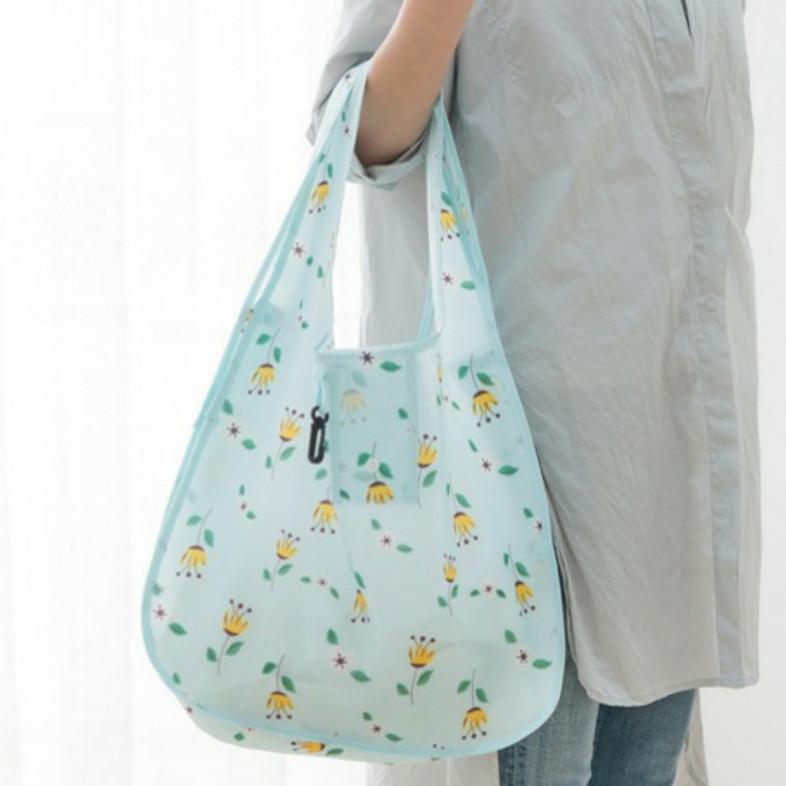 Túi đi chợ Shopping Bag chống thấm, cỡ đại 63x46cm