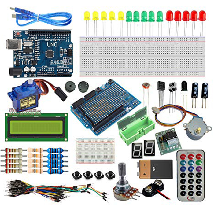 Bộ thí nghiệm Arduino cơ bản - 2024361 , 6079483866643 , 62_10834593 , 650000 , Bo-thi-nghiem-Arduino-co-ban-62_10834593 , tiki.vn , Bộ thí nghiệm Arduino cơ bản