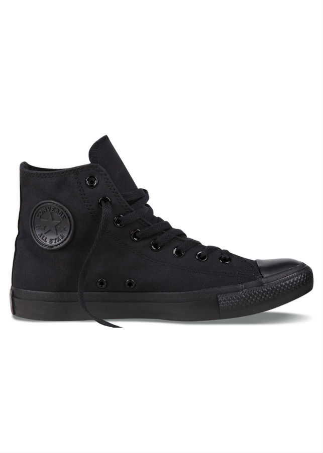 Giày Sneaker Unisex Converse Chuck Taylor All Star Classic All Hi - Black - 1323562 , 1473135267898 , 62_9804159 , 1350000 , Giay-Sneaker-Unisex-Converse-Chuck-Taylor-All-Star-Classic-All-Hi-Black-62_9804159 , tiki.vn , Giày Sneaker Unisex Converse Chuck Taylor All Star Classic All Hi - Black