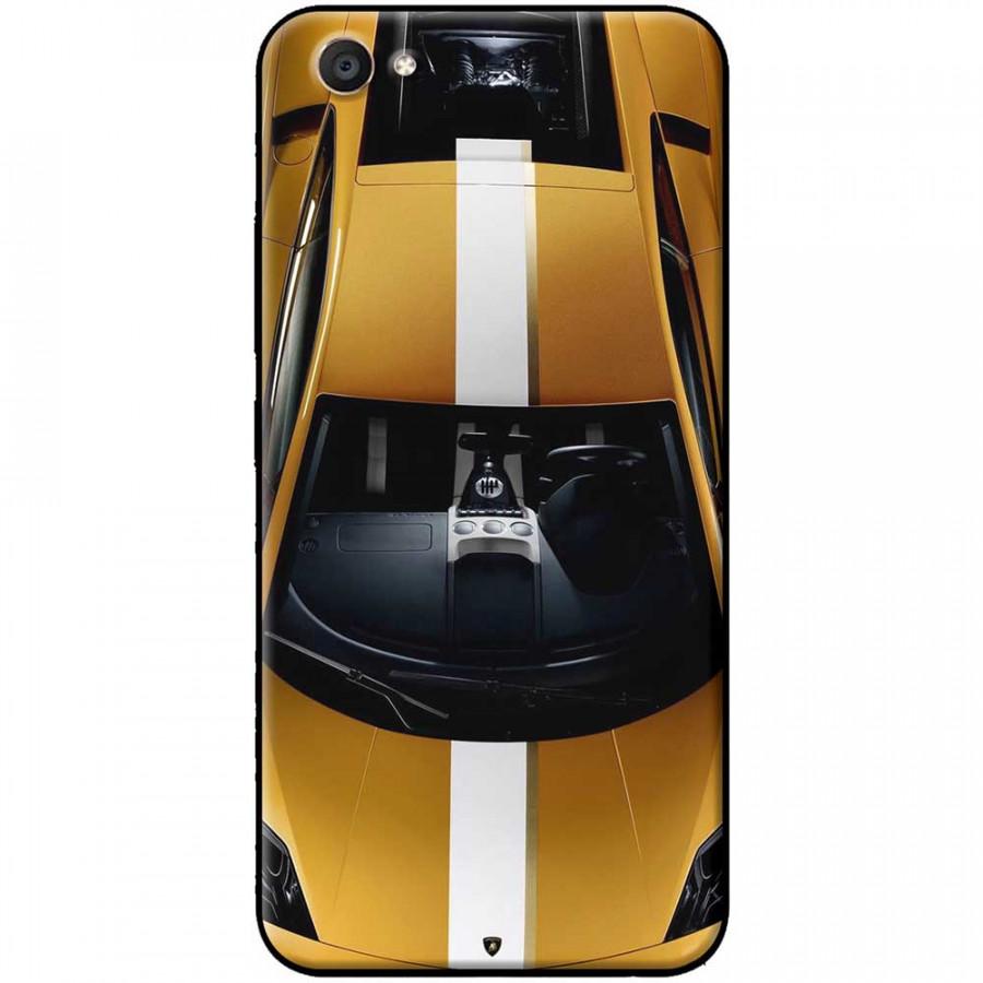 Ốp lưng dành cho Vivo Y69 mẫu Xe hơi vàng