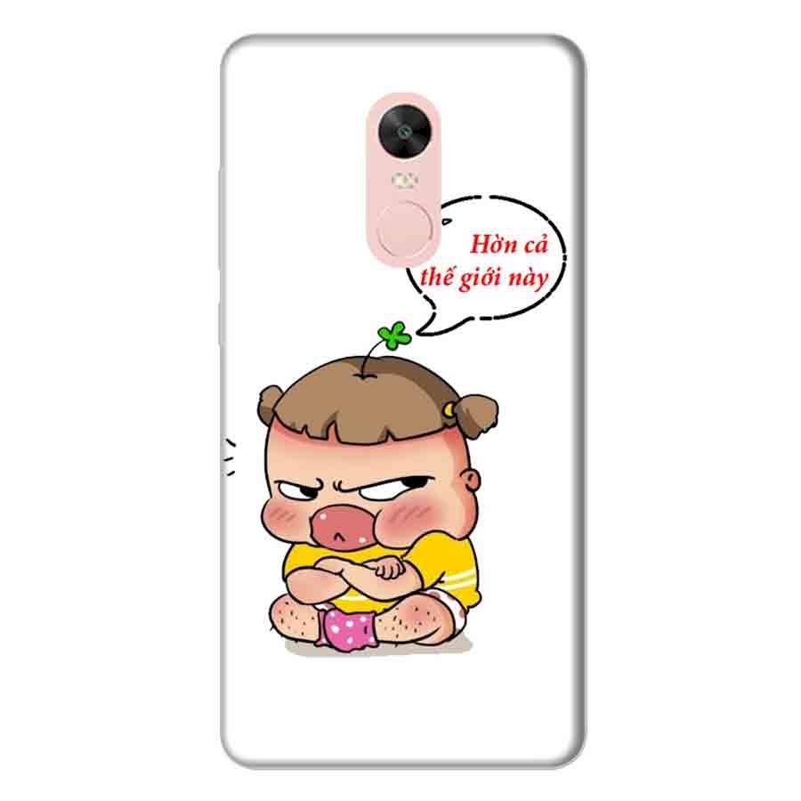 Ốp Lưng Dành Cho Xiaomi Note 4X - Quynh Aka 2