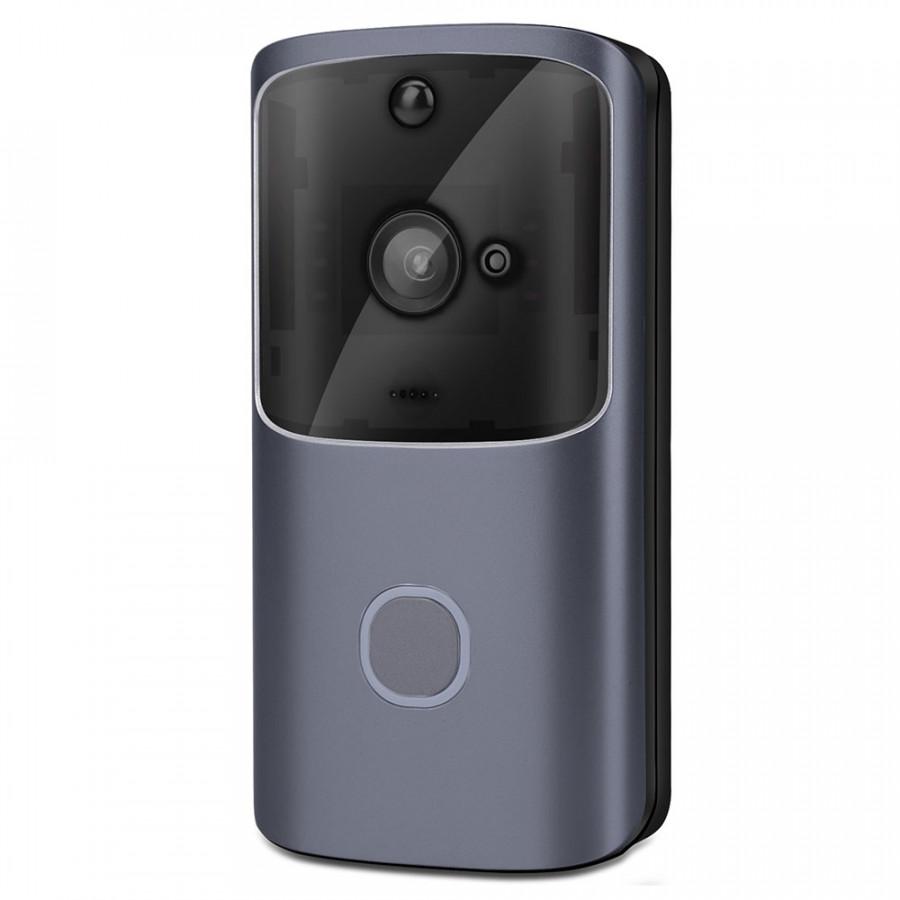 Smart Wifi Doorbell Video Door Phone Multifunctional Night Vision 720P HD Visual Intercom