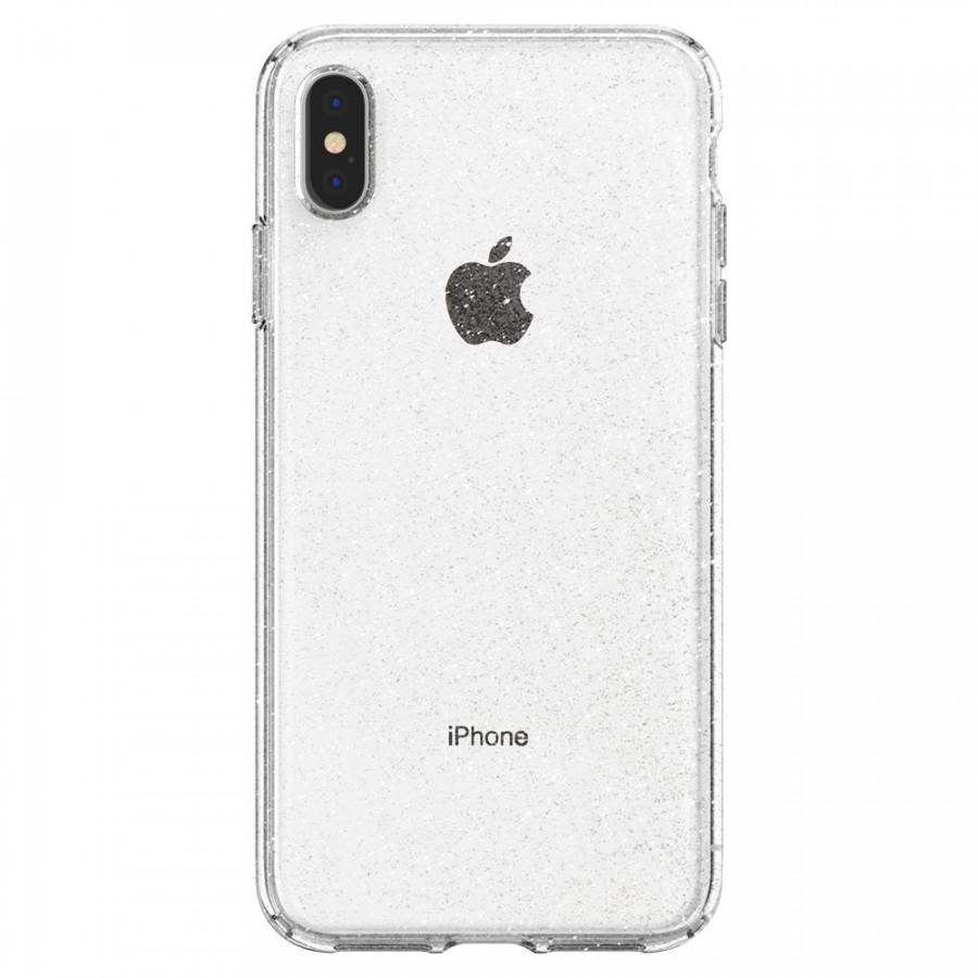Ốp lưng Spigen Liquid Crystal Glitter trong suốt đính kim tuyến cho iPhone XS / X / XR / XS Max - Hàng chính hãng - 2377097 , 4827236850447 , 62_15666186 , 420000 , Op-lung-Spigen-Liquid-Crystal-Glitter-trong-suot-dinh-kim-tuyen-cho-iPhone-XS--X--XR--XS-Max-Hang-chinh-hang-62_15666186 , tiki.vn , Ốp lưng Spigen Liquid Crystal Glitter trong suốt đính kim tuyến cho