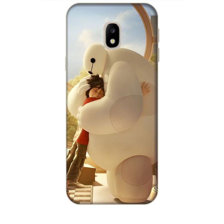 Ốp lưng dành cho điện thoại  SAMSUNG GALAXY J3 PRO 2017 hình Big Hero Mẫu 03