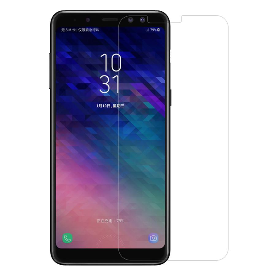 Kính Cường Lực Dành Cho Galaxy A8 Plus 2018 – Hàng Nhập Khẩu