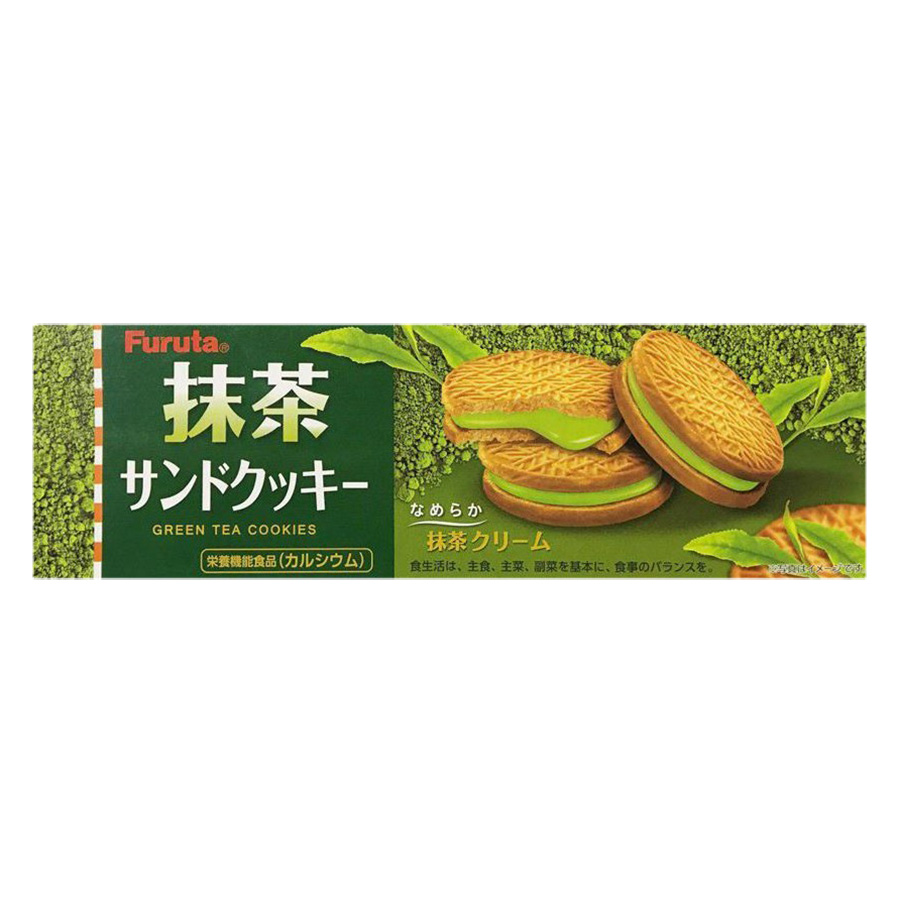 Bánh Green Tea Cookies (87g)