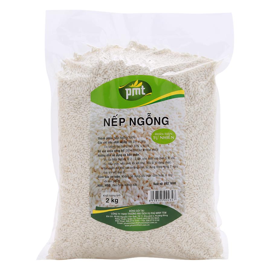 Nếp Ngỗng Phú Minh Tâm (2kg) - 1742443 , 7588321337881 , 62_12279043 , 62000 , Nep-Ngong-Phu-Minh-Tam-2kg-62_12279043 , tiki.vn , Nếp Ngỗng Phú Minh Tâm (2kg)