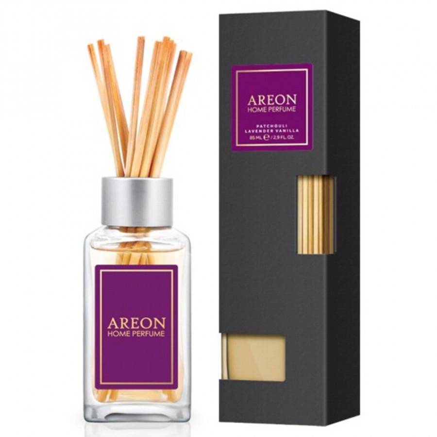 Nước hoa để phòng AREON Home 85 ml - Patchouli Lavender Vanilla (Nhập khẩu Bulgaria)