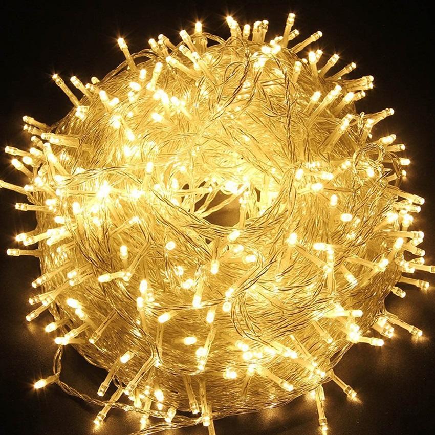 Rèm đèn nháy trang trí cao cấp 3m x 3m x 18 dây HT603
