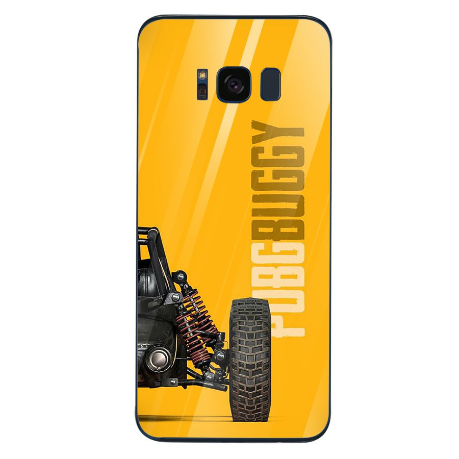 Ốp kính cường lực dành cho điện thoại Samsung S8 - PUBG mobile - pubg003
