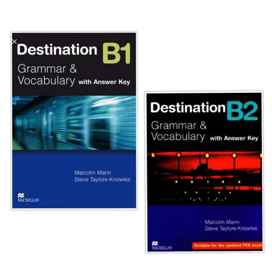 Combo Destination B1 Grammar and Vocabulary + Destination B2 - Grammar  Vocabulary - Sách Học Ngoại Ngữ (Tặng Kèm Bookmark) - 9495522 , 5153348976546 , 62_19566081 , 186000 , Combo-Destination-B1-Grammar-and-Vocabulary-Destination-B2-Grammar-Vocabulary-Sach-Hoc-Ngoai-Ngu-Tang-Kem-Bookmark-62_19566081 , tiki.vn , Combo Destination B1 Grammar and Vocabulary + Destination B2 -