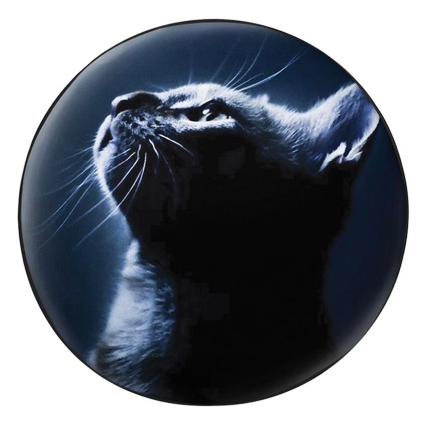 Gối Ôm Tròn Mèo Ngắm Trăng - GOAA246