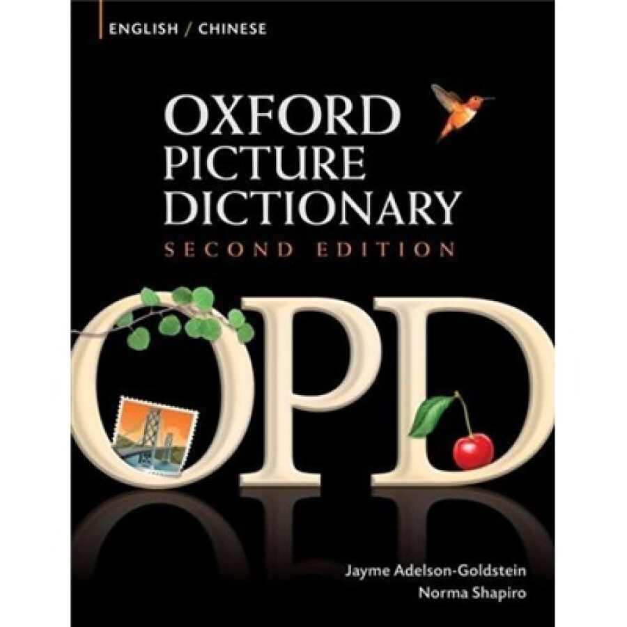 The Oxford Picture Dictionary - 1236884 , 5217363519536 , 62_5268381 , 516000 , The-Oxford-Picture-Dictionary-62_5268381 , tiki.vn , The Oxford Picture Dictionary