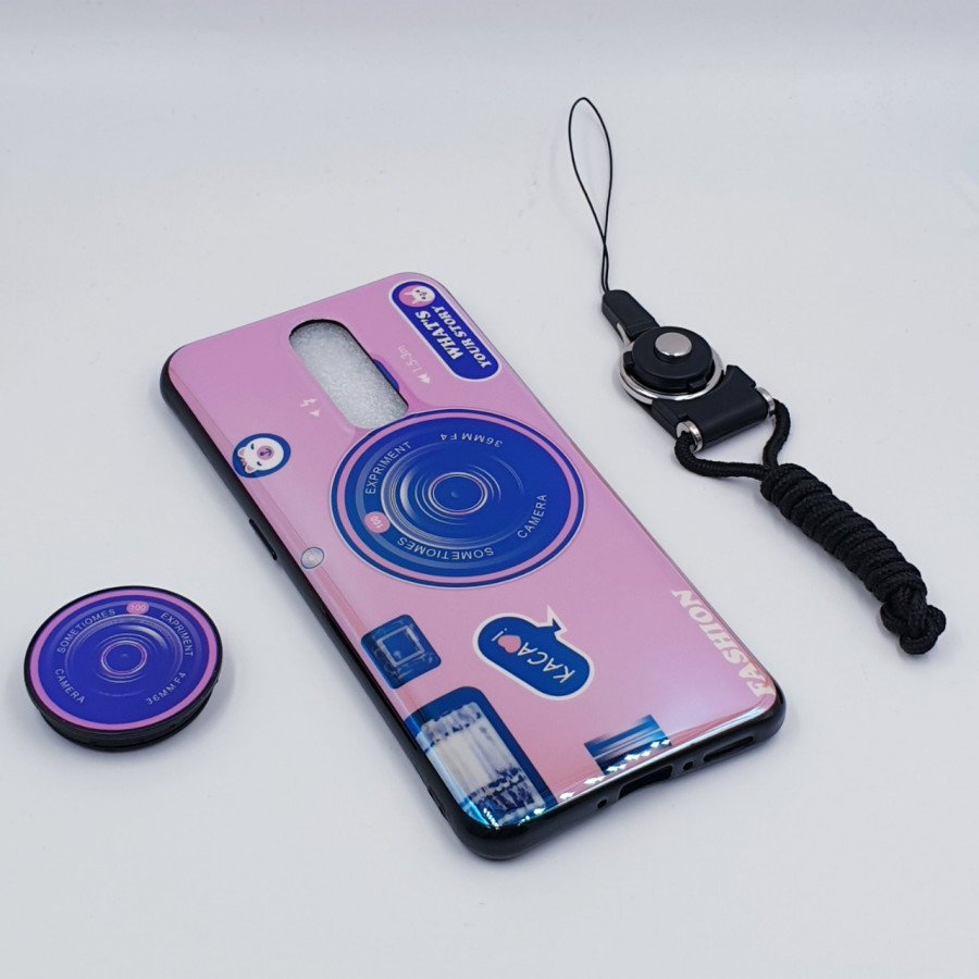 Ốp lưng hình máy ảnh kèm giá đỡ và dây đeo dành cho Oppo A9,Realme 3,Realme 1(oppo F7 Youth),R17 Pro,F11 Pro, - 2351620 , 4323982279674 , 62_15338684 , 150000 , Op-lung-hinh-may-anh-kem-gia-do-va-day-deo-danh-cho-Oppo-A9Realme-3Realme-1oppo-F7-YouthR17-ProF11-Pro-62_15338684 , tiki.vn , Ốp lưng hình máy ảnh kèm giá đỡ và dây đeo dành cho Oppo A9,Realme 3,Realm