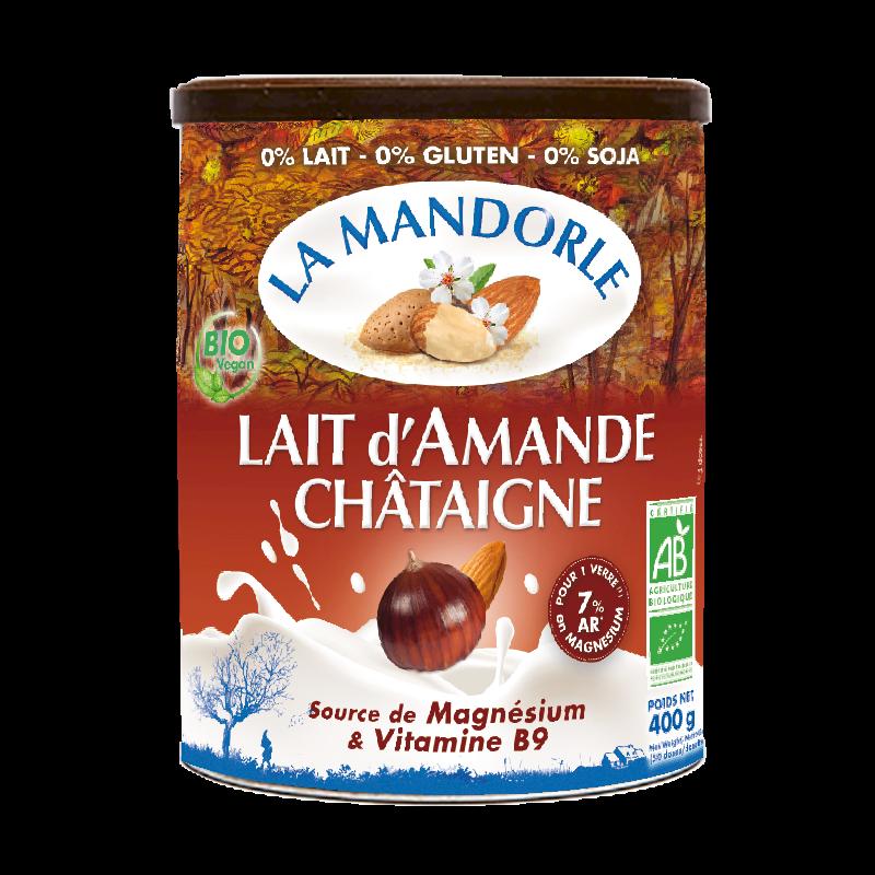Sữa bột hạnh nhân hạt dẻ hữu cơ La mandorle 400g - 1172773 , 9486381231034 , 62_4742287 , 644000 , Sua-bot-hanh-nhan-hat-de-huu-co-La-mandorle-400g-62_4742287 , tiki.vn , Sữa bột hạnh nhân hạt dẻ hữu cơ La mandorle 400g
