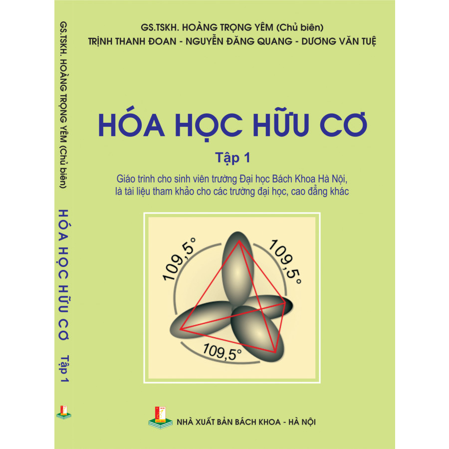 Hóa học hữu cơ - Tập 1