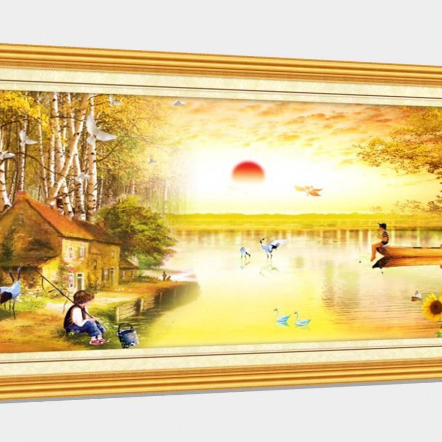 Tranh sơn dầu phong cảnh Châu Âu đặc sắc - tranh gỗ treo tường cao cấp - SD73x - 2155841 , 4282434753417 , 62_13773385 , 650000 , Tranh-son-dau-phong-canh-Chau-Au-dac-sac-tranh-go-treo-tuong-cao-cap-SD73x-62_13773385 , tiki.vn , Tranh sơn dầu phong cảnh Châu Âu đặc sắc - tranh gỗ treo tường cao cấp - SD73x