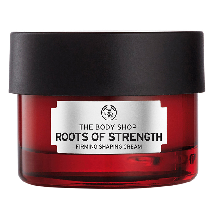 Kem Dưỡng Ẩm The Body Shop Roots Of Strength (50ml)