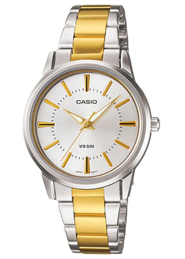 Đồng hồ nữ dây kim loại Casio LTP-1303SG-7AVDF